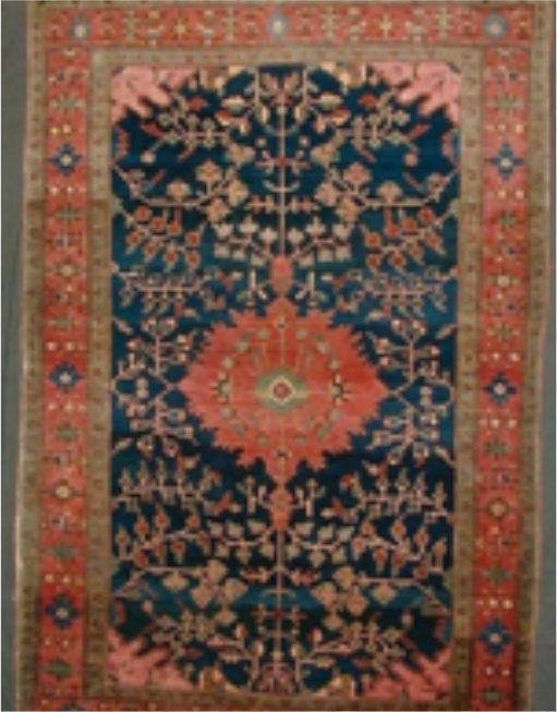 Indo-Sarough Carpets