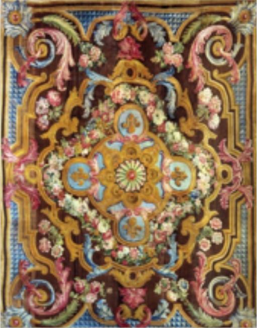 Indo-Savonnerie Carpets
