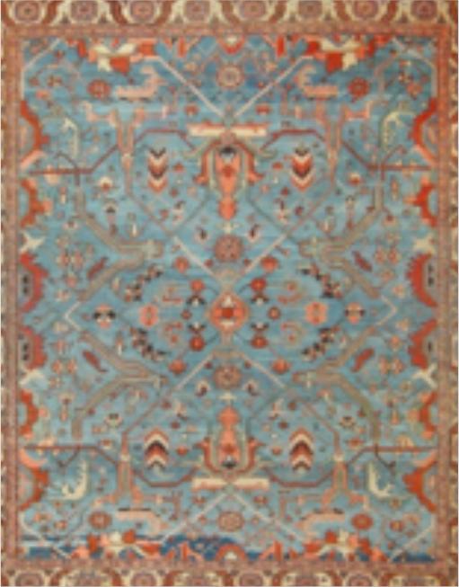 Indo-Serapi Carpets