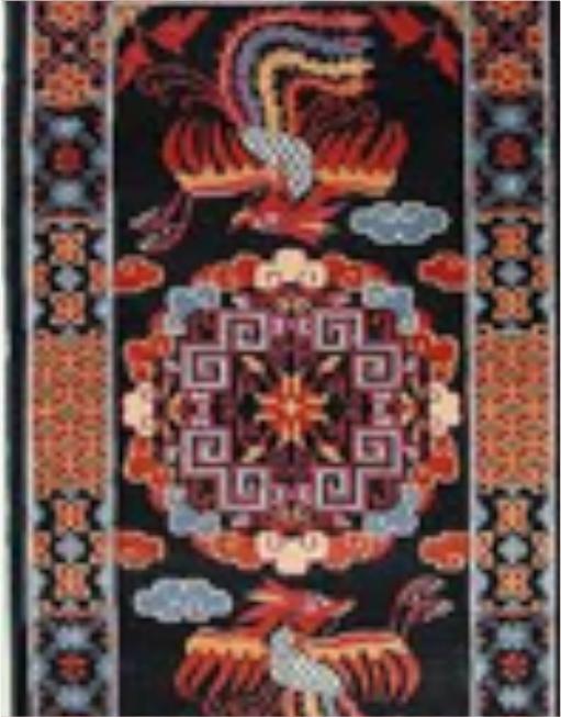 Indo-Tibetian Carpets